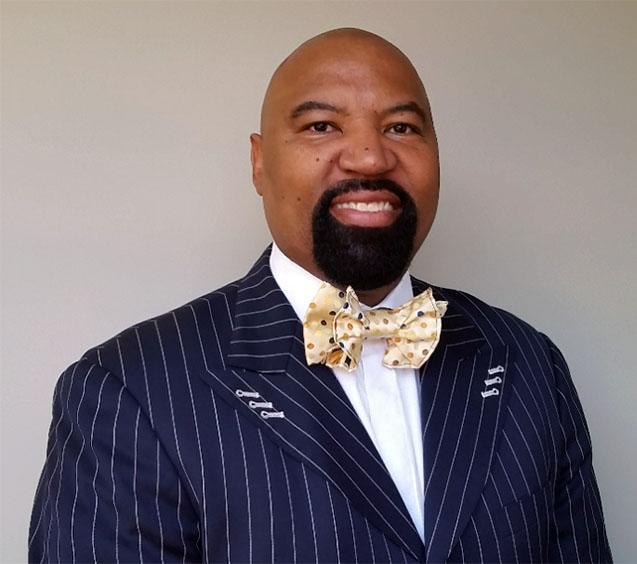 Reggie Copeland - Vote November 7