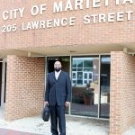 Reggie Copeland - Ready to serve Marietta City Ward 5
