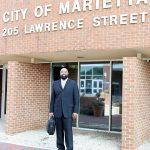 Reggie Copeland - Ready to serve Marietta City Ward 5