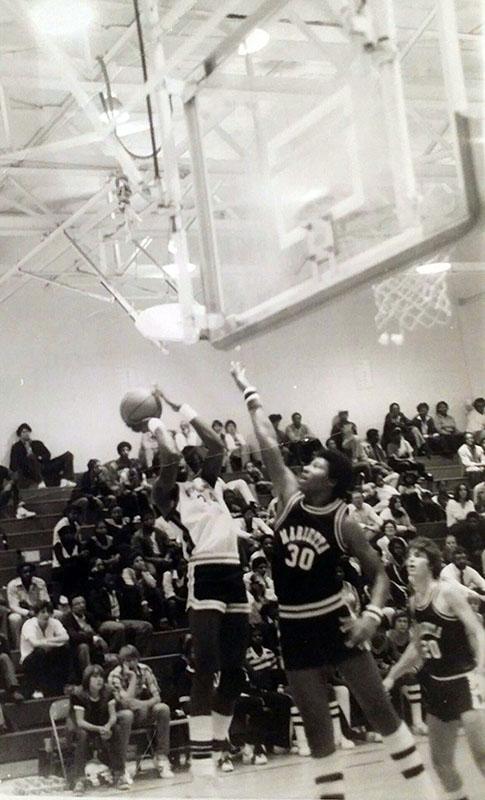 Reggie Copeland - Former Marietta High Basketball Player